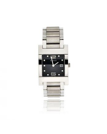 Ρολόι Gucci Quartz από Ανοξείδωτο Ατσάλι YA077311
