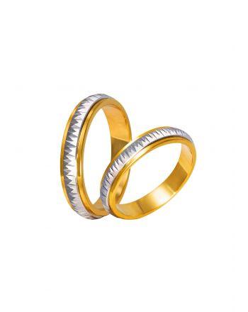 Βέρες Γάμου από Χρυσό 006816