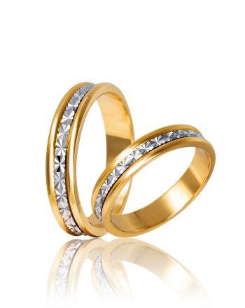 Βέρες Γάμου από Χρυσό 006897