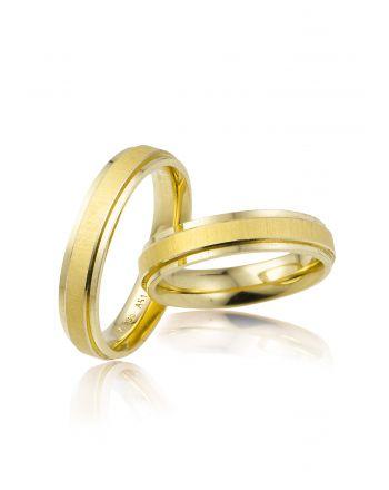 Βέρες Γάμου από Χρυσό 013637