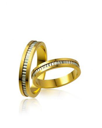 Βέρες Γάμου από Χρυσό 014996
