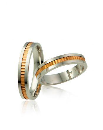 Βέρες Γάμου από Χρυσό 015061