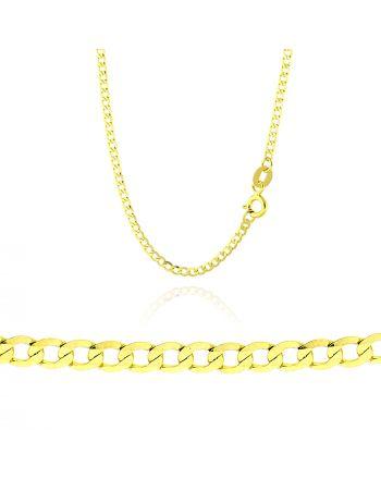 Αλυσίδα από Κίτρινο Χρυσό 14 Καρατίων 035160