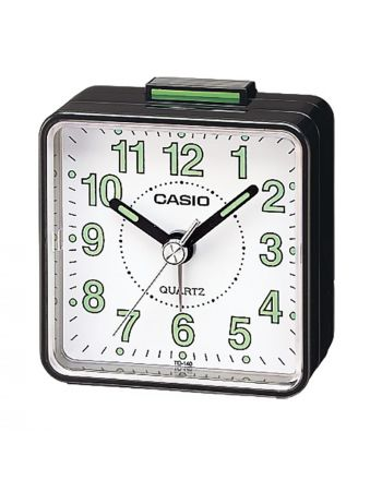 CASIO Επιτραπέζιο Ρολόι Quartz TQ-140-1BEF