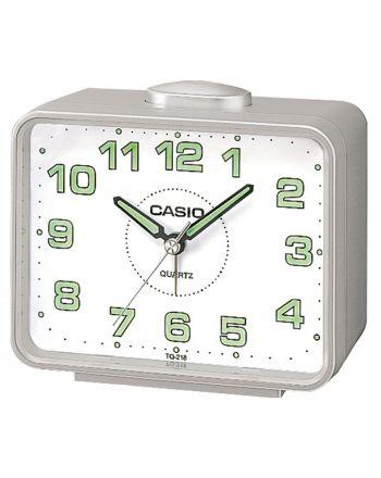 CASIO Επιτραπέζιο Ρολόι Quartz TQ-218-8EF