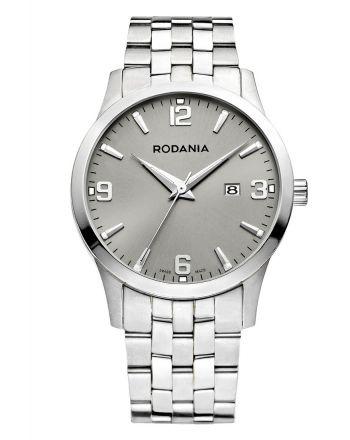 Ρολόι Rodania S100 Quartz από Ανοξείδωτο Ατσάλι 2506548