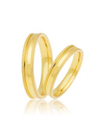 Βέρες Γάμου από Χρυσό 002794