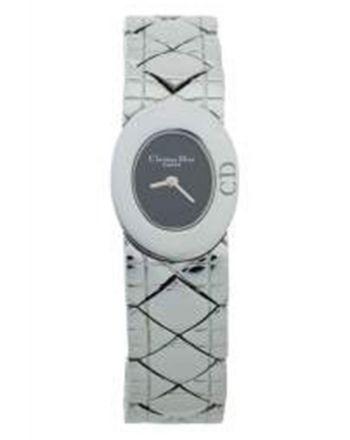 Ρολόι Christian Dior Quartz με Μπρασελέ από Ανοξείδωτο Ατσάλι D90-100
