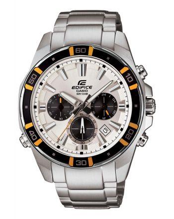 Ρολόι Casio Edifice Quartz από Ανοξείδωτο Ατσάλι EFR-534D-7AVEF