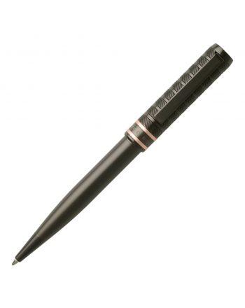 Στυλό Hugo Boss Level σε χρώμα μαύρο HST8454D