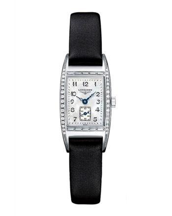 Ρολόι Longines BelleArti Quartz με Διαμάντια L2.194.0.83.3