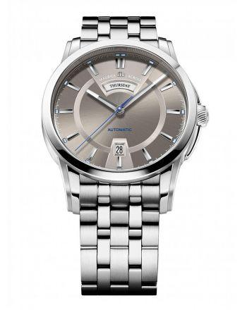 Αυτόματο Ρολόι Maurice Lacroix Pontos Day Date PT6158-SS002-73E