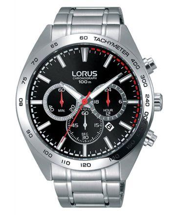 Ανδρικό Ρολόι Lorus με Μπρασελέ απο Ανοξείδωτο Ατσάλι RT303GX5