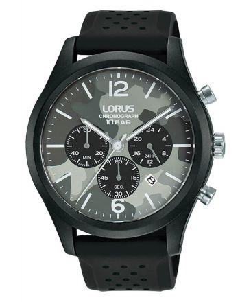 Αντρικό Ρολόι Lorus Quartz με Λουράκι από Καουτσούκ RT397HX