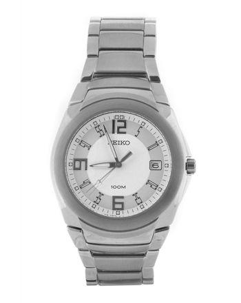 Ρολόι Seiko Quartz από Ανοξείδωτο Ατσάλι SKA173P1