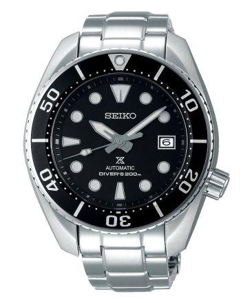 Ρολόι Seiko Αυτόματο με με Μπρασελέ απο Ανοξείδωτο Ατσάλι SPB101J1
