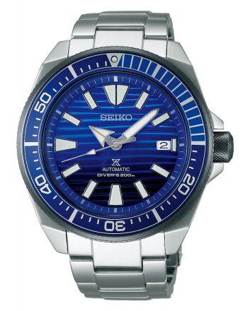 Ρολόι Seiko Αυτόματο με Μπρασελέ απο Ανοξείδωτο Ατσάλι SRPC93K1
