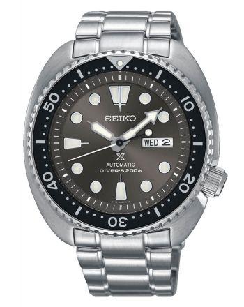 Ρολόι Seiko Αυτόματο με με Μπρασελέ απο Ανοξείδωτο Ατσάλι SRPF13K1