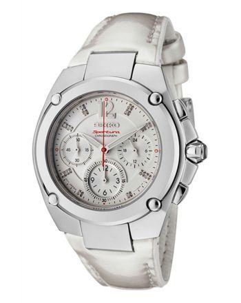 Ρολόι Seiko Quartz με Διαμάντια & Χρονογράφο SRW897P1