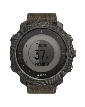 Ψηφιακό Ρολόι Suunto Traverse Alpha Foliage για τους Λάτρεις της Περιπέτειας SS022292000