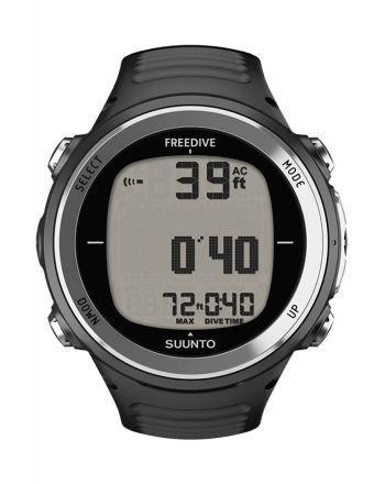 Ψηφιακό Ρολόι Suunto D4f Black SS023198000