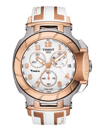 Ρολόι Tissot T-Sport T-Race Quartz με Χρονογράφο T048.417.27.012.00