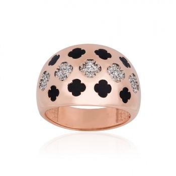 Δαχτυλίδι Κ09 με Ζιργκόν 022361