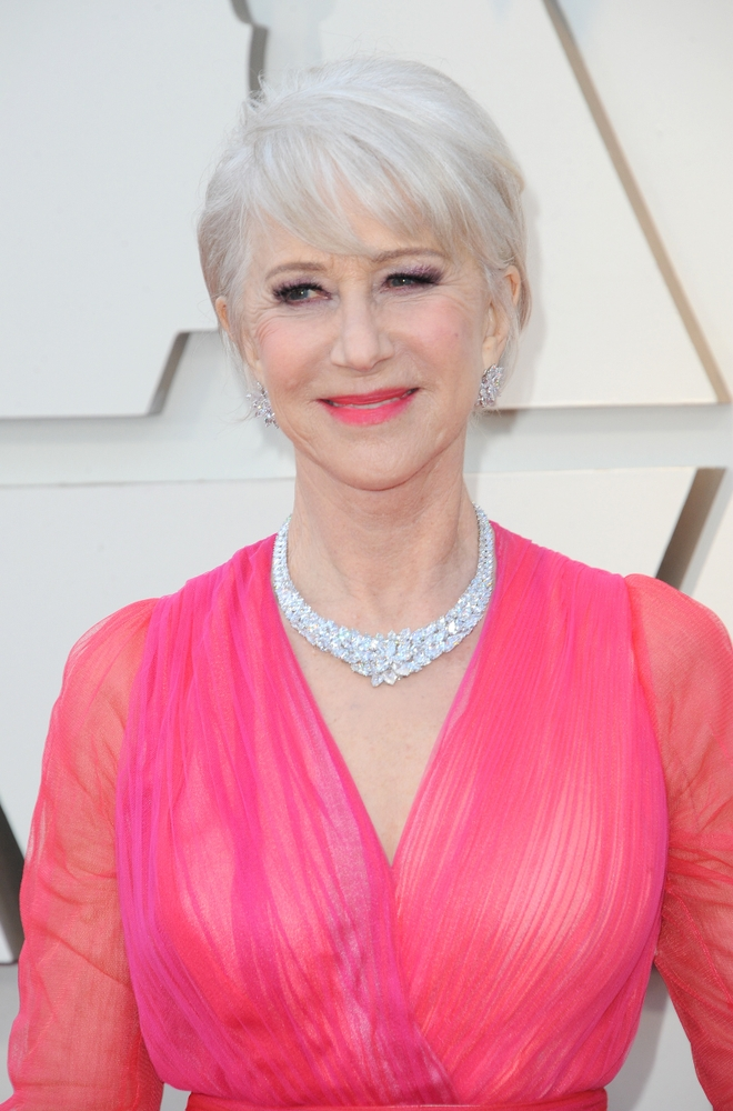 Helen Mirren - Harry Winston