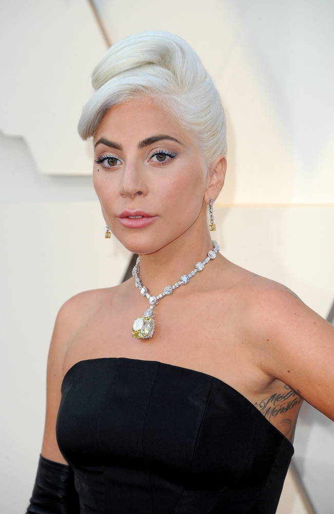 Lady Gaga - Tiffany Diamond