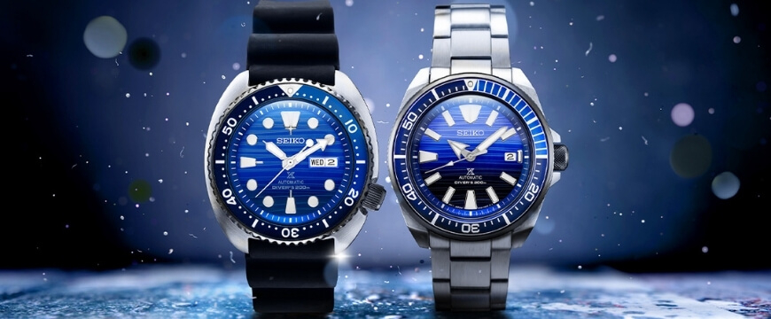 SEIKO ρολόγια: Νέα σχέδια