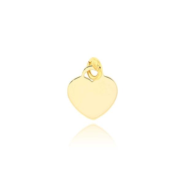 Μενταγιόν Καρδιά από Ασήμι 925 032962