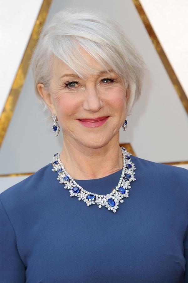 Dame Helen Mirren Oscars 2018