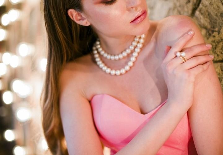 Κοσμήματα με πέρλες για νύφες