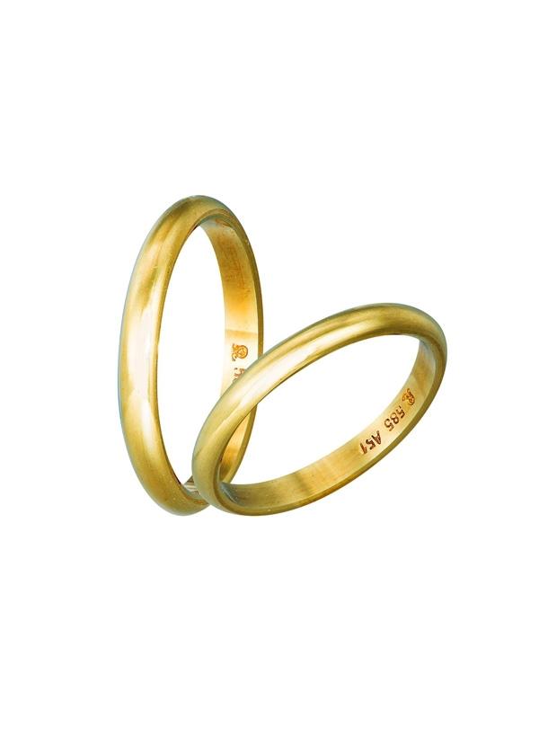 Βέρες Γάμου από Χρυσό 006814