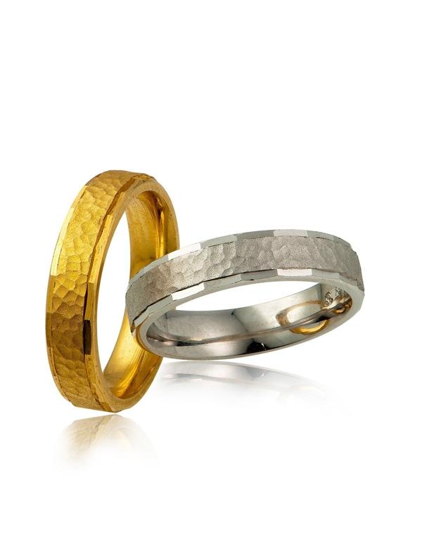 Βέρες Γάμου από Χρυσό 018659