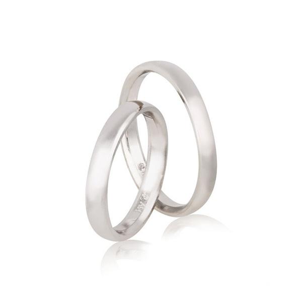 Βέρες Γάμου από Χρυσό 030837