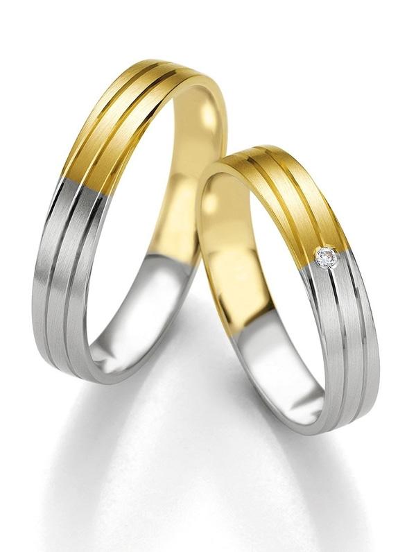 Βέρες Γάμου από Χρυσό 031736
