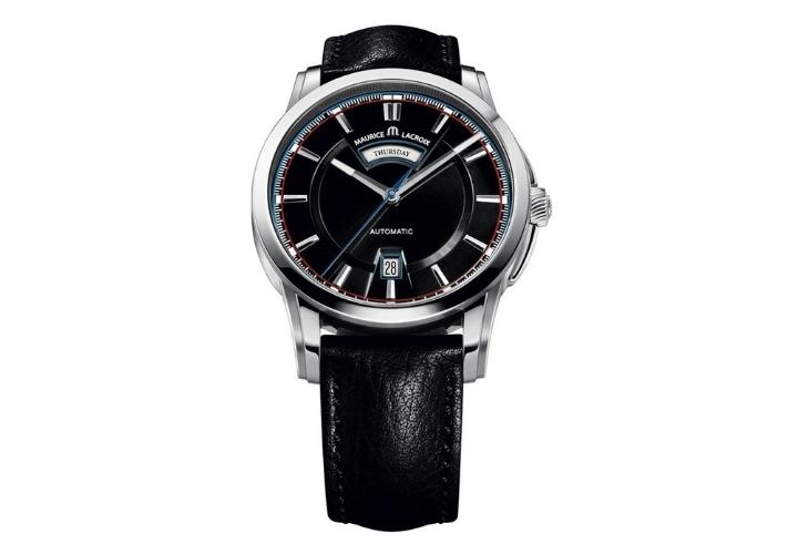 Αυτόματο Ρολόι Maurice Lacroix Pontos Day Date PT6158-SS001-331